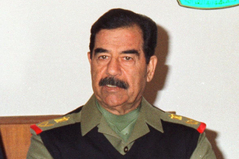 Sadam Husein, quién gobernó Irak entre 1979 y 2003
