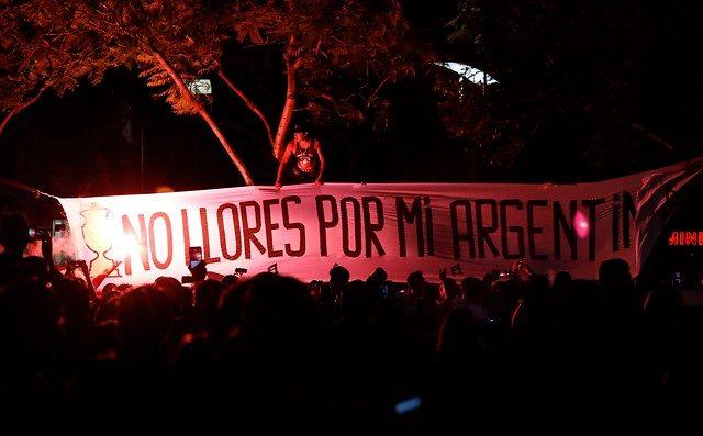 Barra chilena en Buenos Aires | Agencia UNO