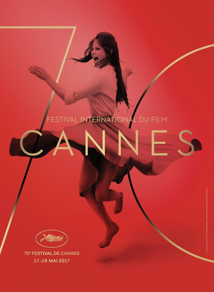 Afiche de Cannes 2017