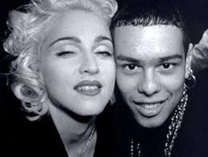 """Madonna y Luis Camacho en """"Truth or Dare"""""""