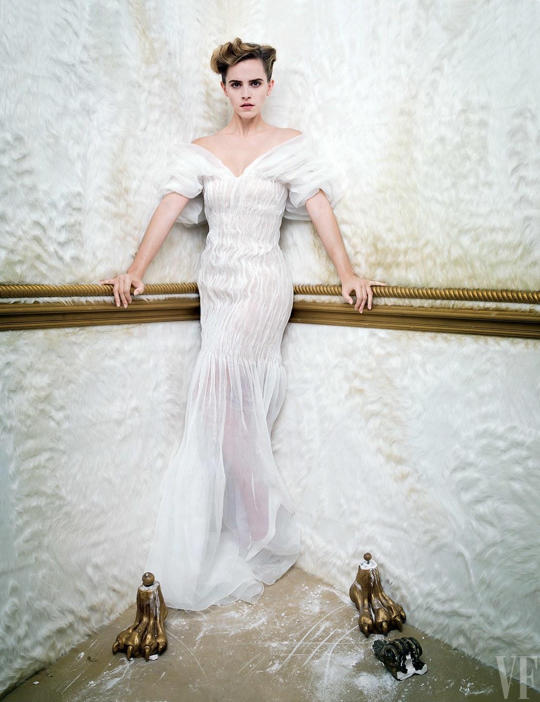 Emma Watson dejará de fotografiarse con sus fans