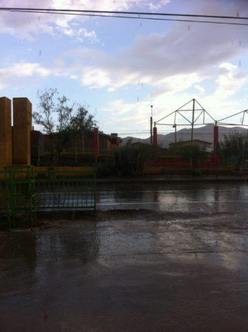 Lluvias en Diego de Almagro | Francisco Paez