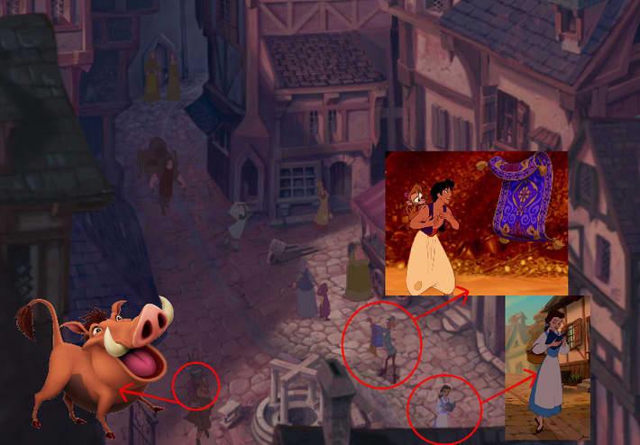 """""""La bella y la bestia"""" y """"El jorobado de Notre Dame"""" ocurren en el mismo universo"""