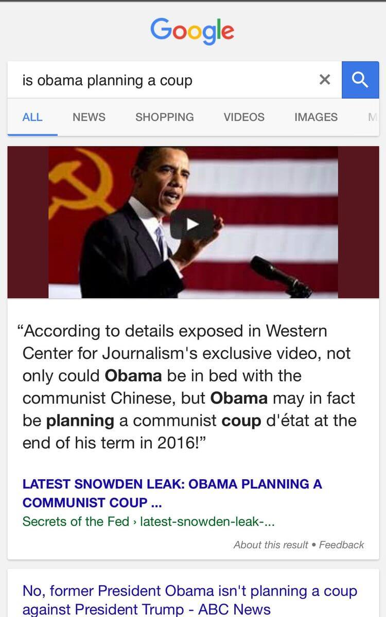"""Google promete solucionar resultados """"inapropiados"""" que aparecieron en búsquedas"""