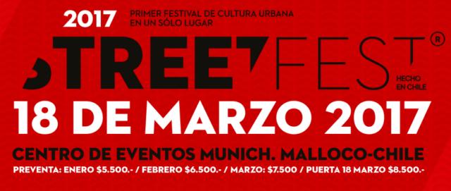Festival Streetfest 2017