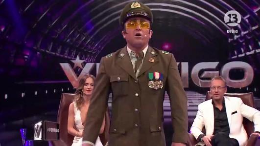 """Luksic responde a ácido mensaje que le envió Yerko Puchento en """"Vértigo"""""""