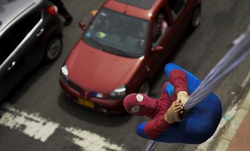 spiderman colombiano