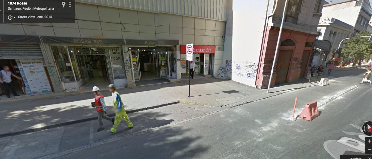 """¿Lo habías visto? Google Street View captó al """"Compadre ..."""