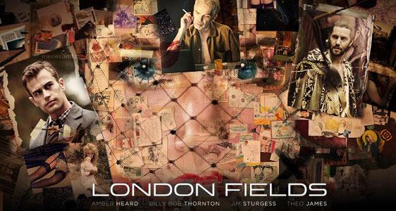 LONDON FIELD   Lionsgate