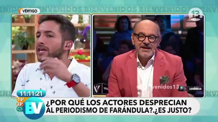Hugo Valencia | Canal 13