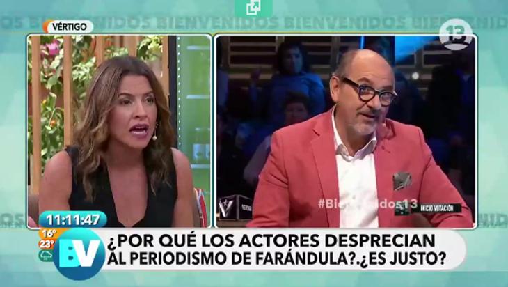 Monserrat Álvarez | Canal 13