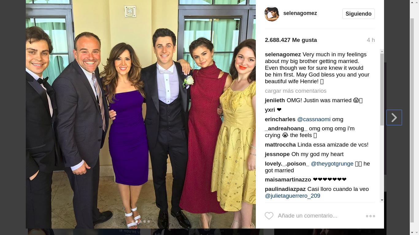 Instagram  | Selena Gomez