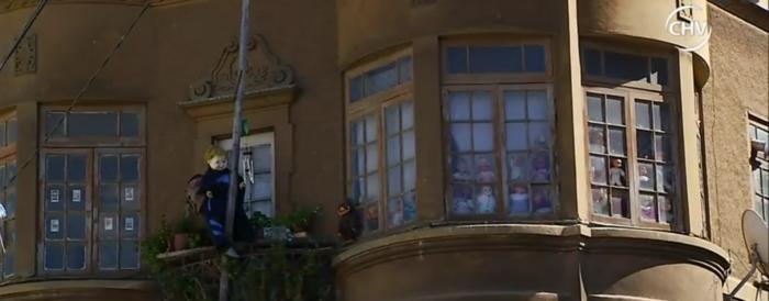 Casa de las muñecas | Captura CHV
