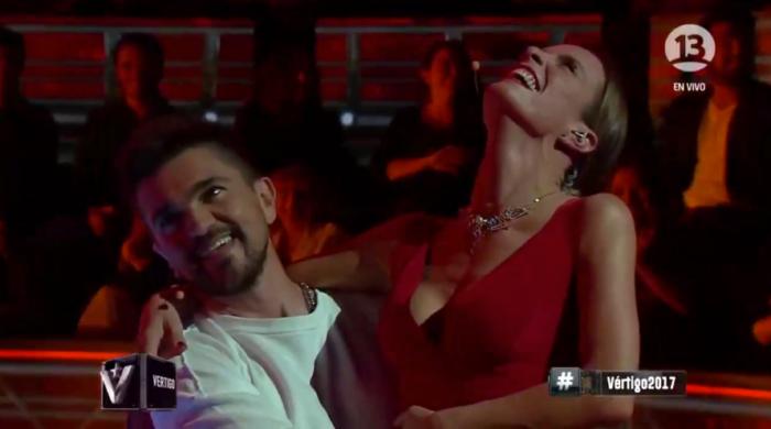 Juanes y Diana l Vértigo