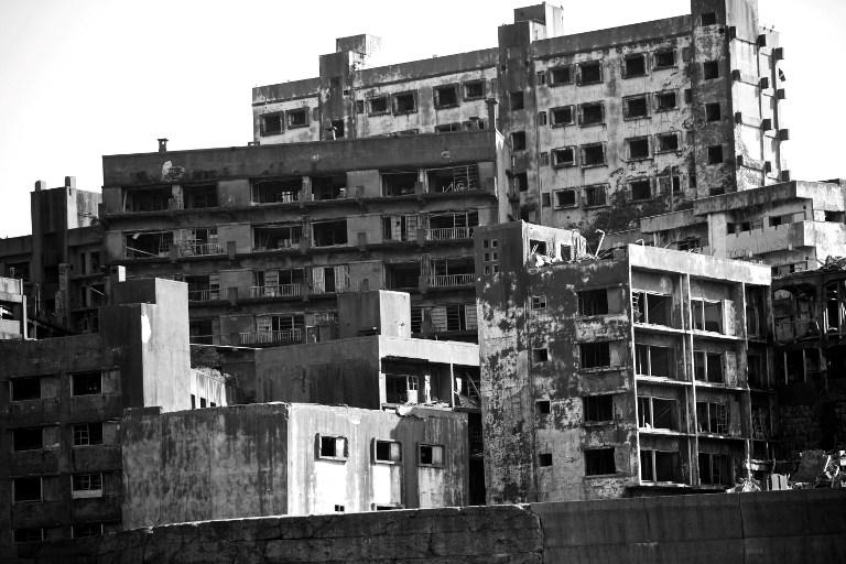 Hashima | Behrouz Mehri | AFP