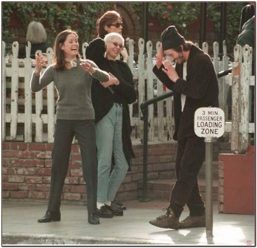Keanu junto a su familia | Hola
