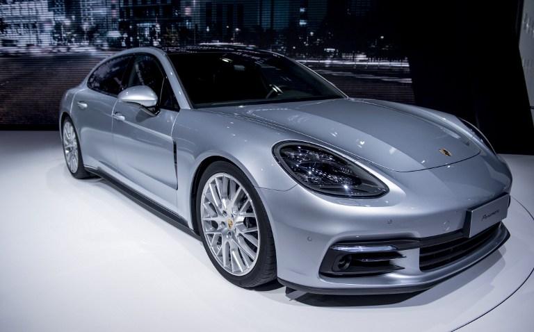 Porsche Panamera Executive | Agence France-Presse