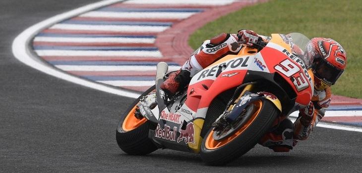 MotoGP: español Marc Márquez consiguió la 'pole' del Gran Premio de las Américas