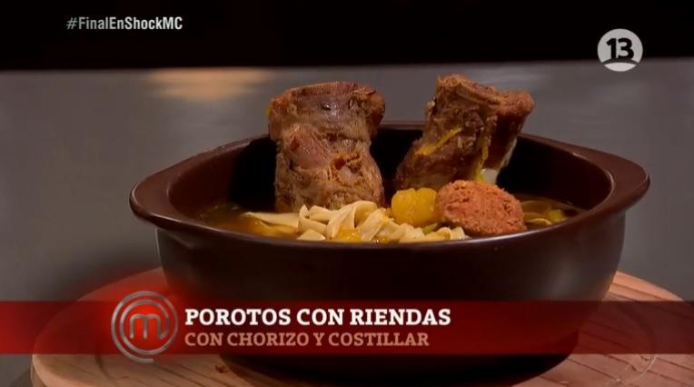"""Pamela de MasterChef es """"trolleada"""" por mega fail con plato de porotos"""