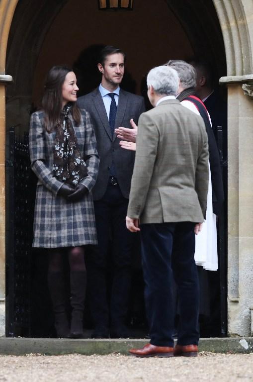 Pippa Middleton anuncia fecha de boda: George y Charlotte tendrán participación especial