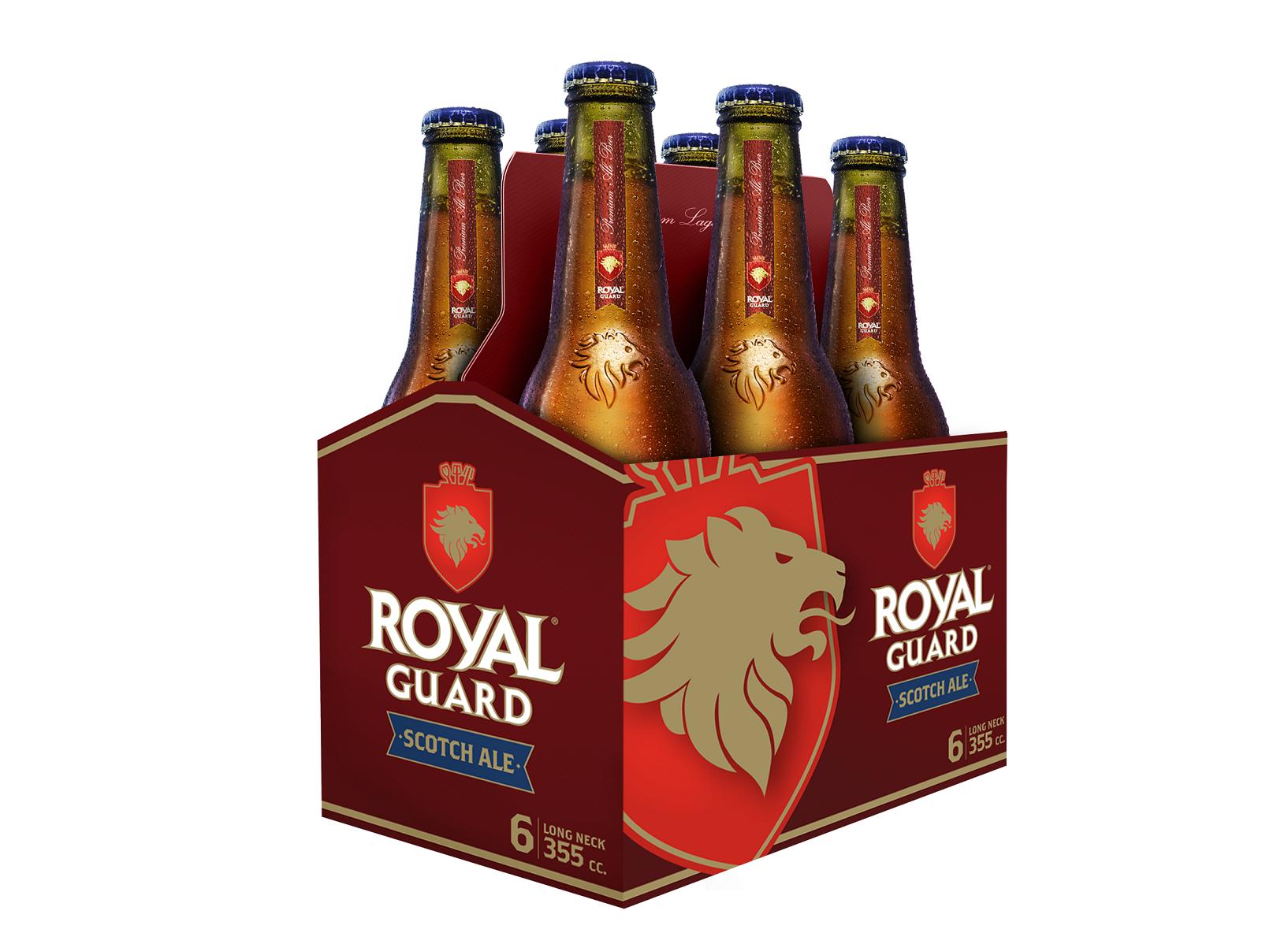 Cerveza Royal Guard | Faceook Oficial