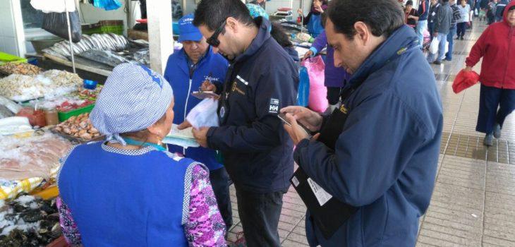 Semana Santa: Fiscalizan Vega Monumental de Concepción por ... - BioBioChile