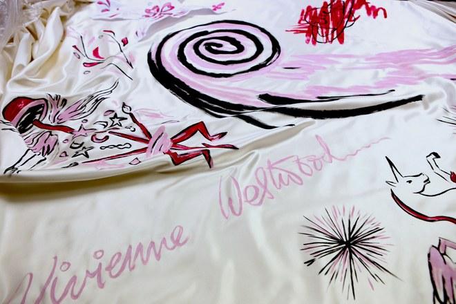 Vivienne Westwood para Vogue | www.vogue.com