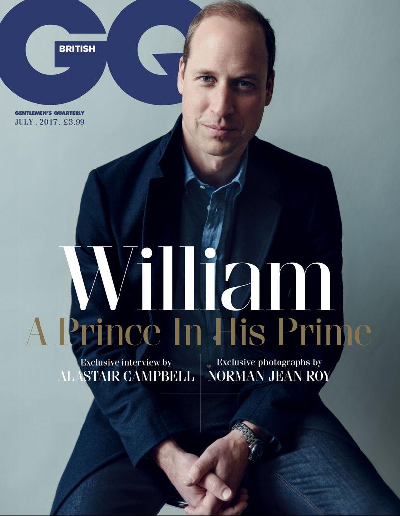 Príncipe Guillermo lamenta que Diana no conozca a su familia