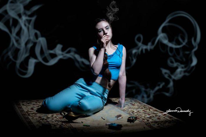 Jasmín (Adicción al cigarrillo) | Shannon Dermody