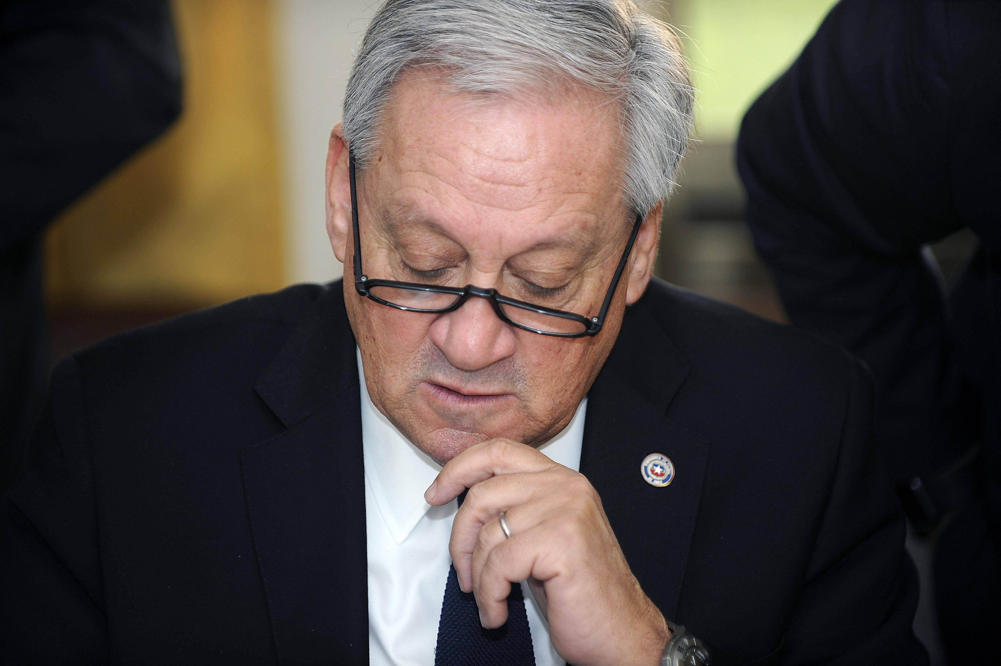 Arturo Salah, presidente de la ANFP