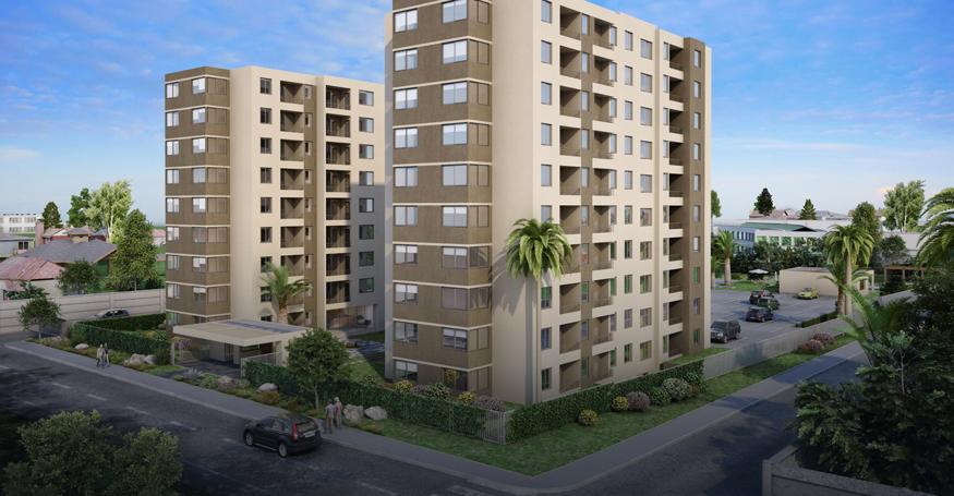 Proyecto inmobiliario Alborada
