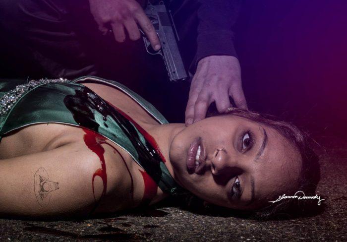 Tiana (Brutalidad policial) | Shannon Dermody