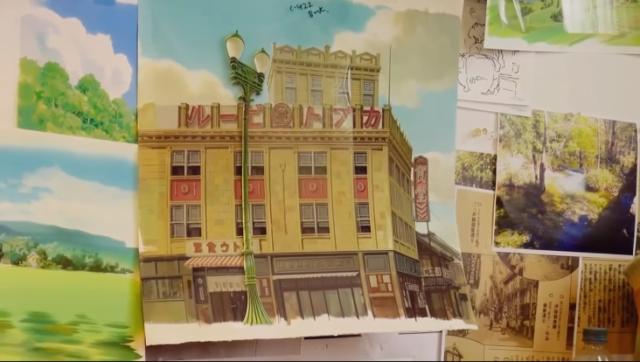 Trabajos en Studio Ghibli - Laila Díaz | Youtube