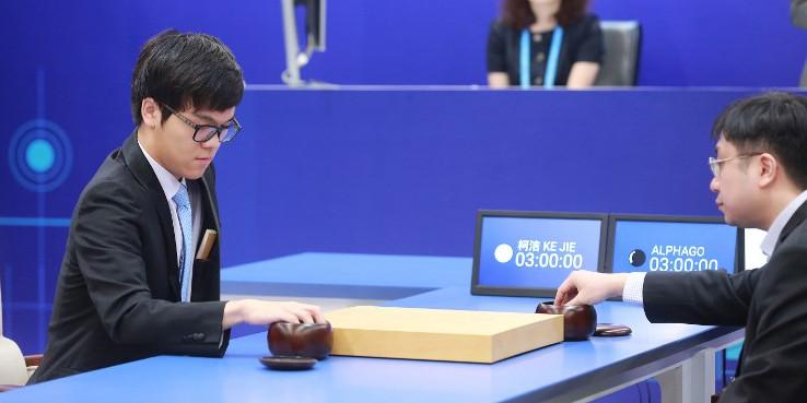 AlphaGo de Google se impone 3-0 en el duelo hombre-máquina