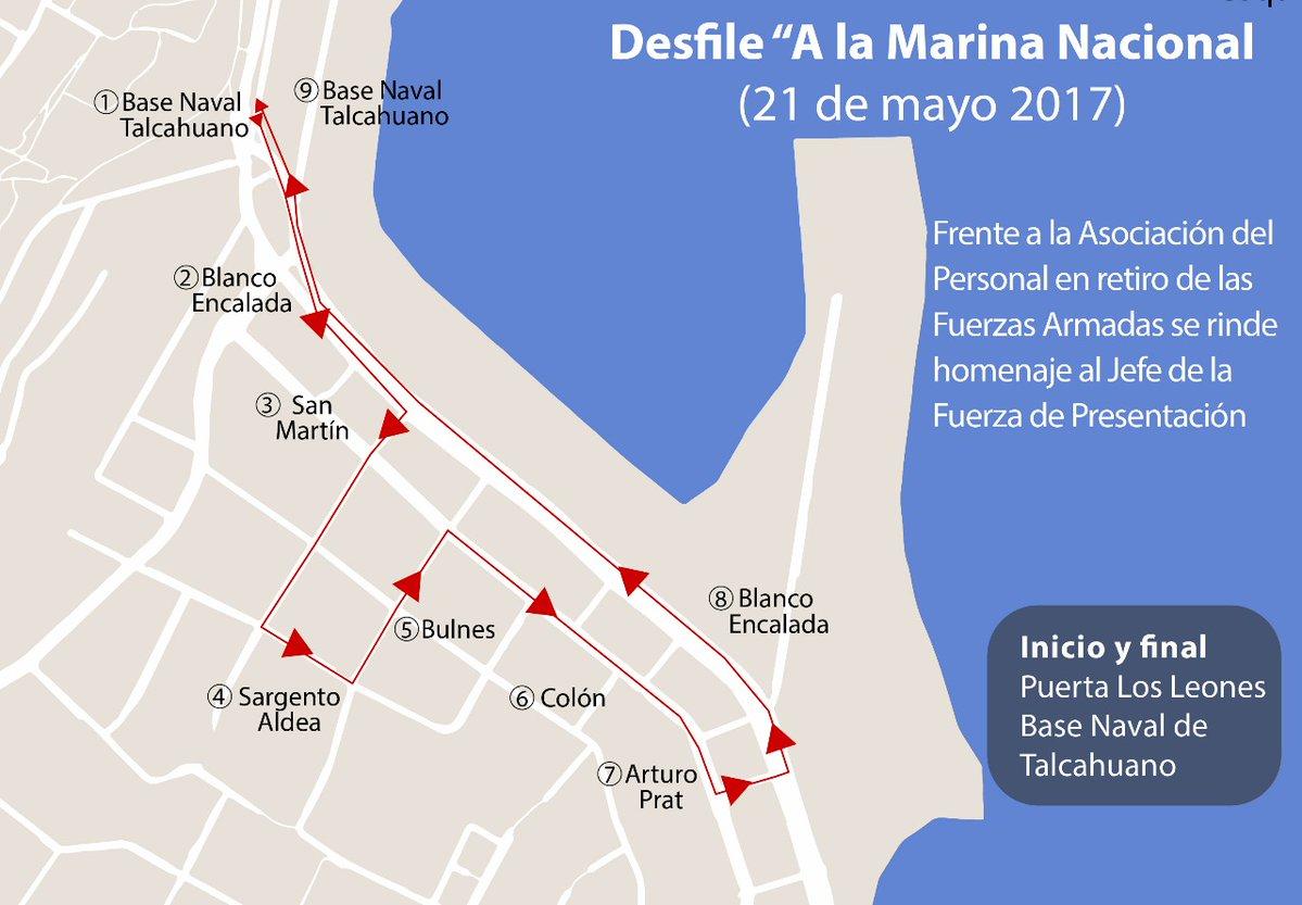 Presidenta Bachelet lidera ceremonia en honor a las Glorias Navales
