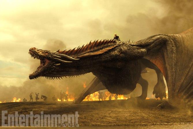 Game of Thrones: Arte de la Temporada 7