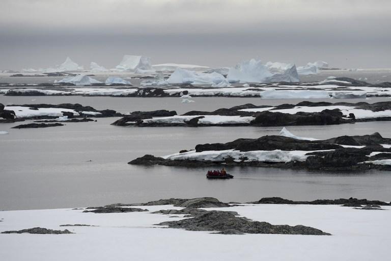 Antártica | Eitan Abramovich | AVP