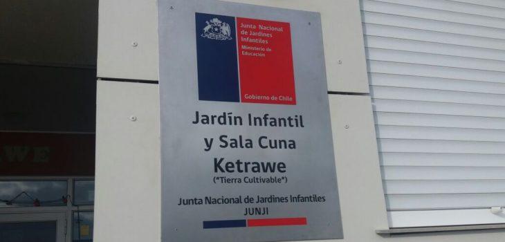 Inauguran nuevo jardín infantil en Los Ángeles: recibirá a 144 niños ...