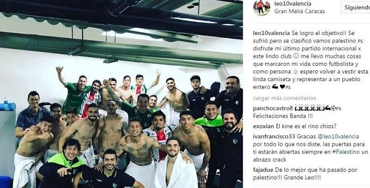 Leo10Valencia | Cuenta Instagram