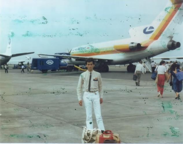 NutsXplanes | Aeropuertos Argentinos
