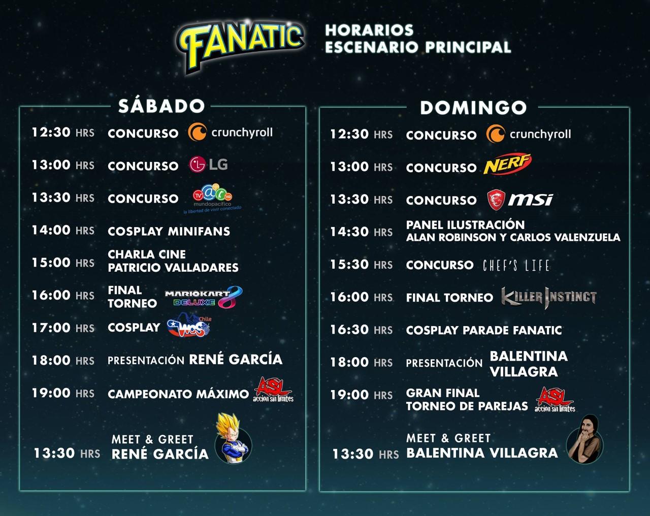 Fanatic 2017