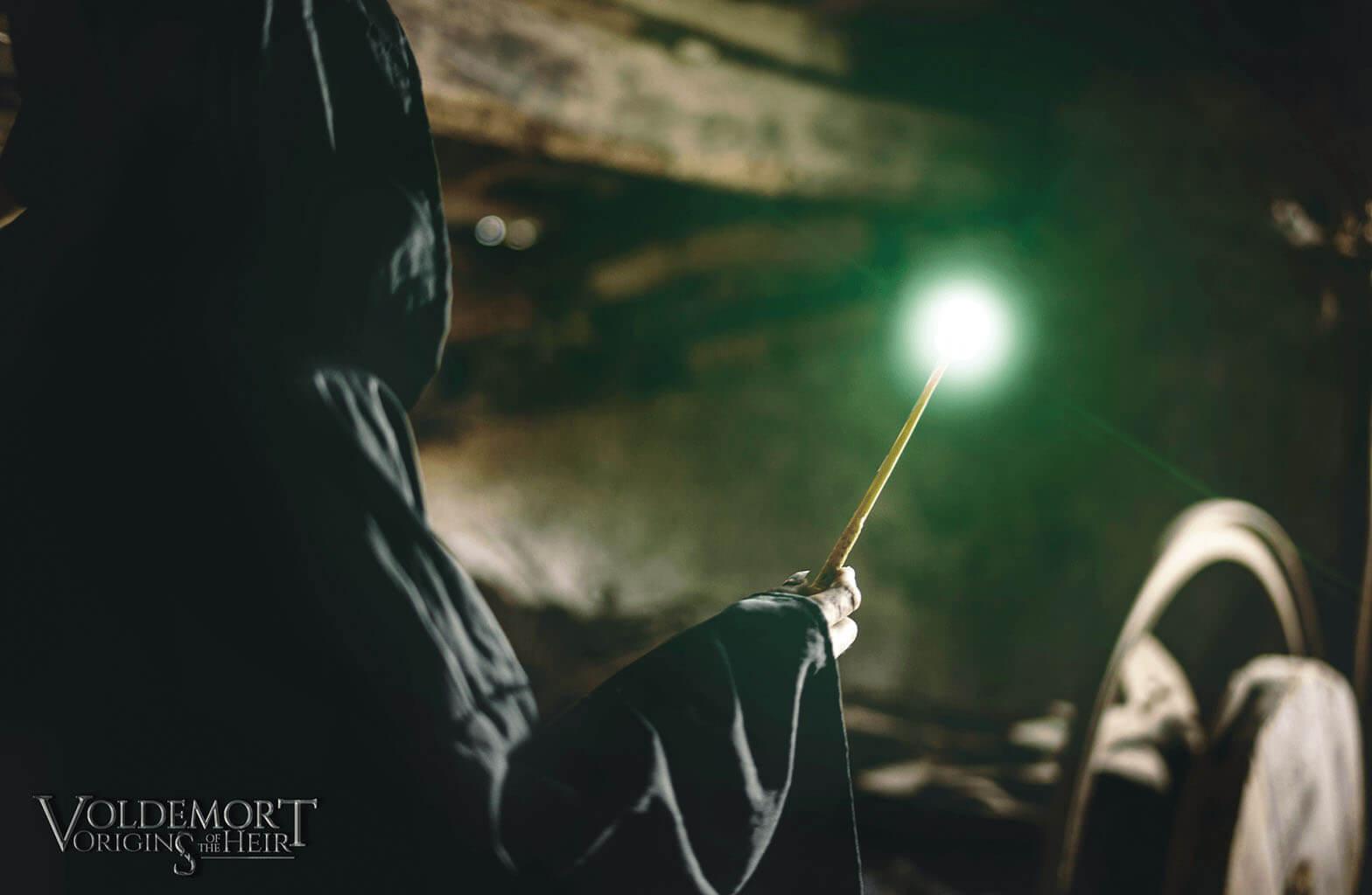 Voldemort, Origins of the Heir paralizó internet — El trailer