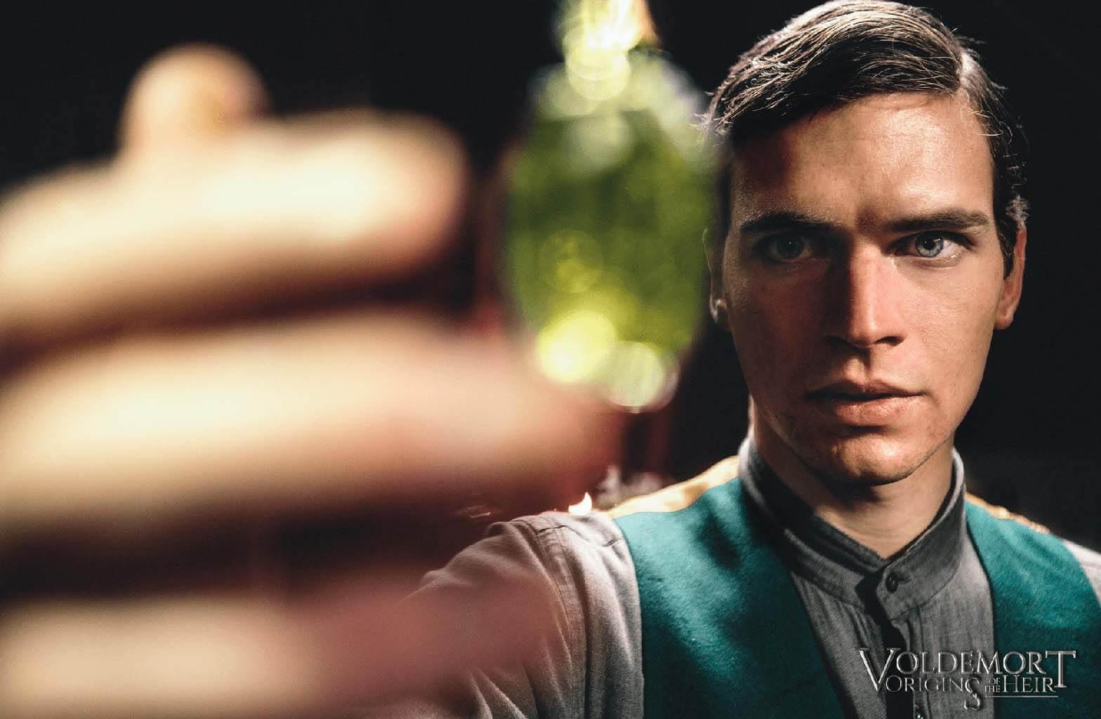 Origins Of The Heir' hecha para fans de 'Harry Potter — Voldemort