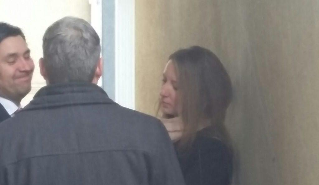 Tribunal resolverá el lunes suspensión de cautelar de Natalia Compagnon — Caval