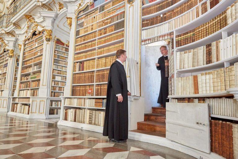 Biblioteca de la Abadía de Admont   www.stiftadmont.at