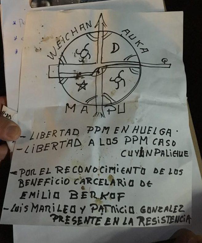 Ataque incendiario en La Araucanía deja tres trabajadores lesionados — CHILE