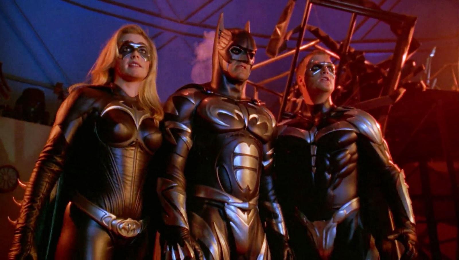 Batman y Robin (1997)