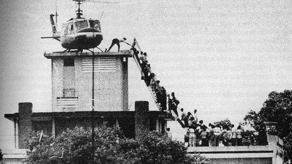 La caída de Saigon