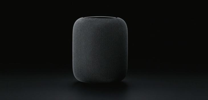 bb8697f47bc Apple se suma finalmente a la batalla y revela su parlante inteligente: el  HomePod | Tecnología | BioBioChile