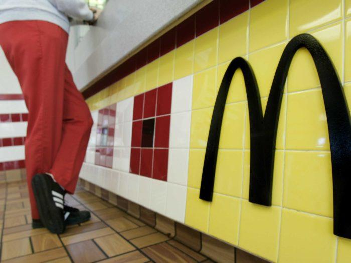 McDonalds   Douglas C. Pizac